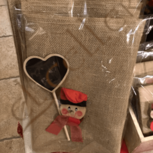 Bossa sac tiol, Naturmura