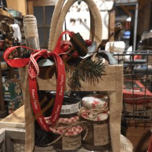 Festes Nadal regals paneres, Naturmura